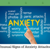 Unusual Signs of Anxiety Attacks
