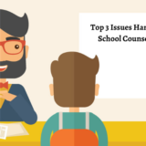 Top 3 Issues Handled by School Counsellors
